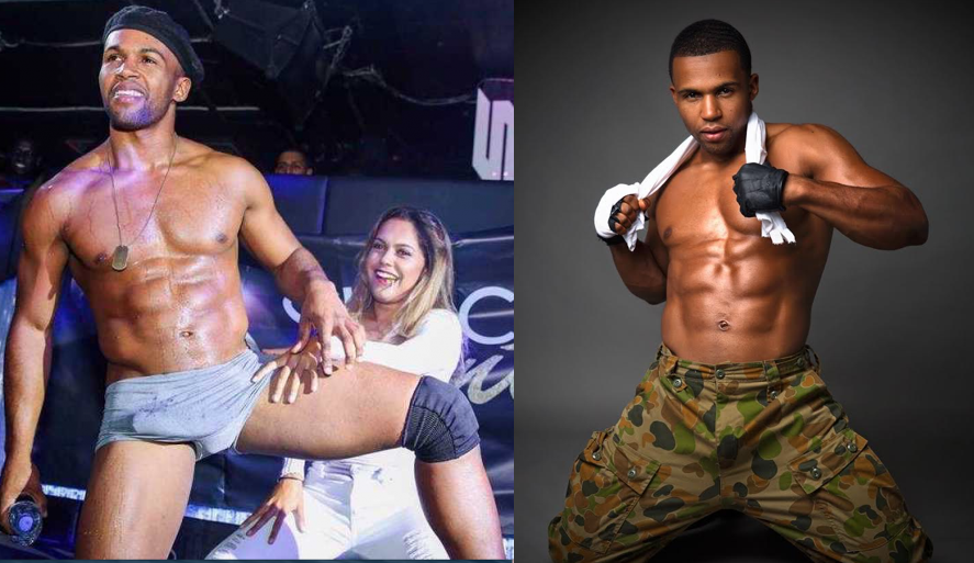 Total nude male strippers